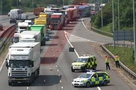 m20 closed as operation stack is brought into action
