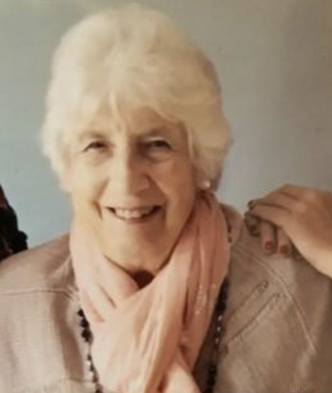 major search for missing 81 year old vulnerable woman from horsley