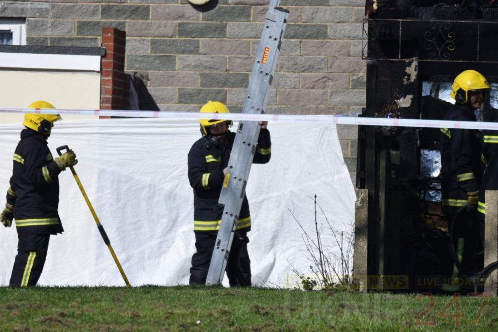 Probe launched after woman dies  in Gosport property fire, UKNIP