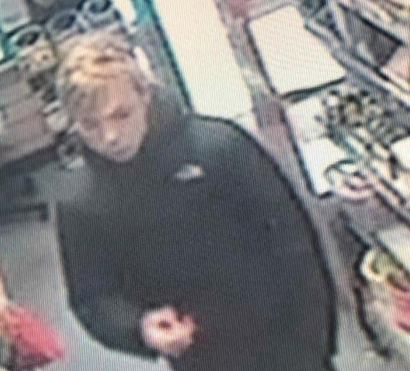 sandown newsagent issues warning after the shop thefts