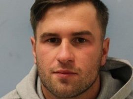 wembley man jailed after driving van at group
