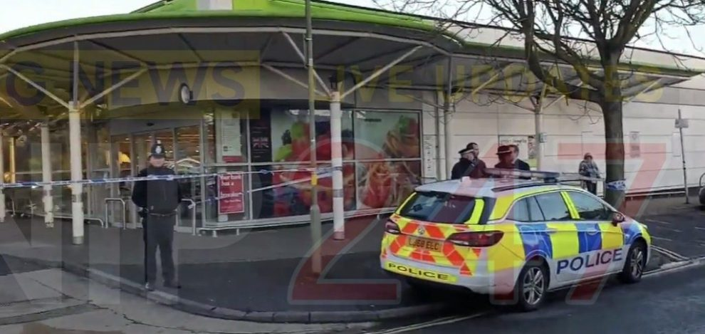 woman stabbed in the broad daylight in the centre of oxford