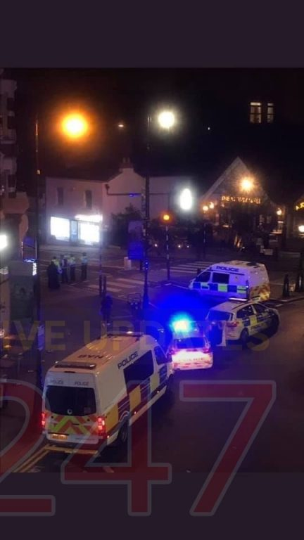 18 year old fighting for his life after haringey attack