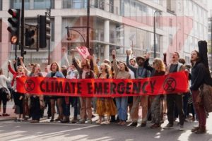 42 charged and 831 arrests at extinction rebellion protests