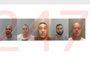 atm gang jailed for nearly 32 years