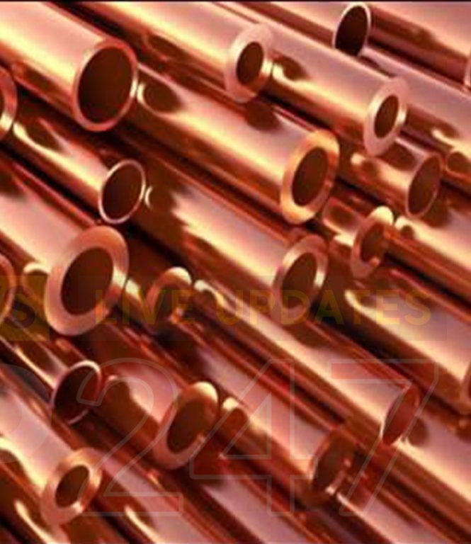 copper piping and tools stolen