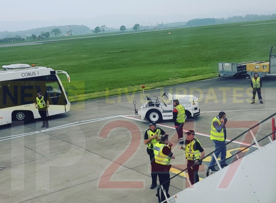 glasgow airport reopen after lockdown