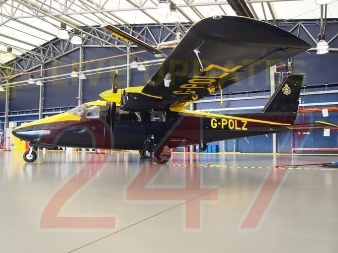 national police air service adds fixed wing aircraft to its fleet