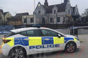 one arrested after stabbing in wokingham