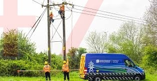 power cut hits rookley and surrounding villiages