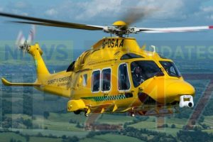 rider seriously injured following collision near shorwell