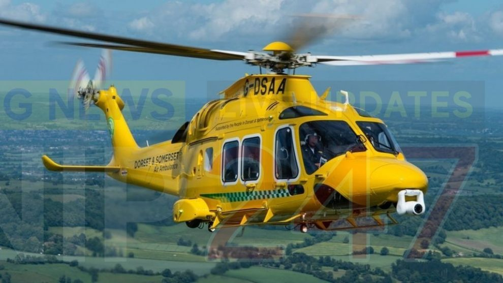Rider seriously  injured following collision near Shorwell, UKNIP