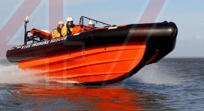 ryde rescue called to vessel with loss of engine
