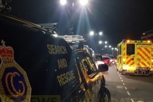 sailor injured onboard sailing vessel in the solent
