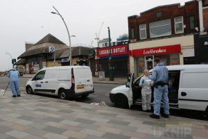 stabbing in broad daylight outside ilford station