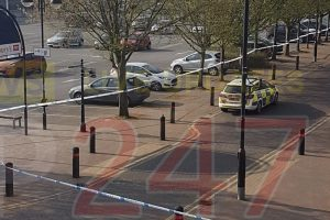 twenty year old rushed to london hospital after kent stabbing