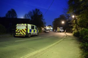 two arrested after three attacked in bishopstoke park