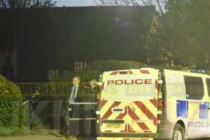 updatedhampshire park on lock down following attack