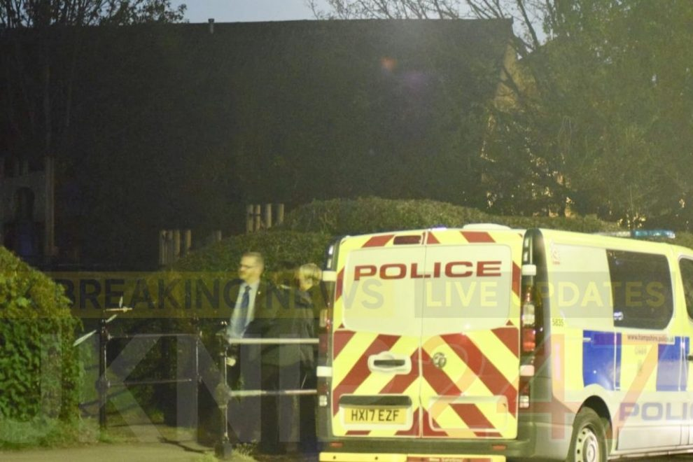 Updated:hampshire Park On Lock Down Following Attack