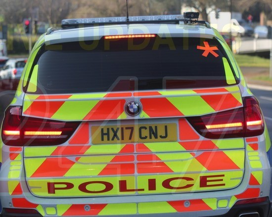 woman rushed to with serious head injuries following collision in portsmouth