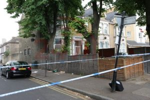 a man has died after being stabbed in forest gate in the early hours of this morning