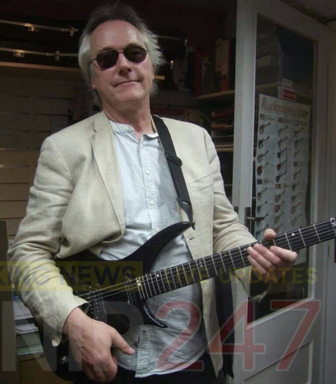 brother boon gould from level42 found dead by the police