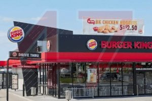 burger king submit planning application to open restaurant on the isle of wight