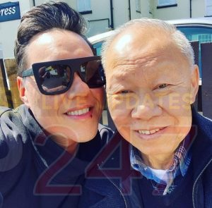 Celebrity Fashion Television Icon Gok Wan, Is Today In Bishopstoke