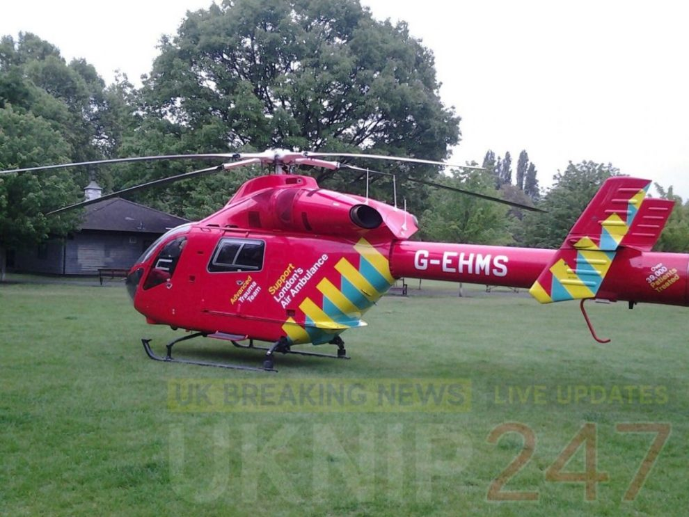 child dies following fatal collision in east finchley
