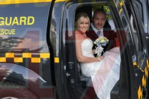 congratulations are in order for bembridge coastguard rescue officers jeff and vicki