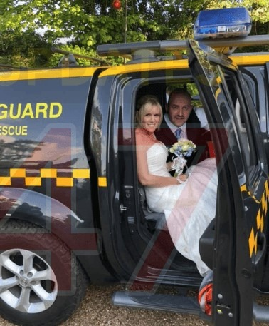 Congratulations are in order for Bembridge Coastguard Rescue Officers: Jeff and Vicki, UKNIP