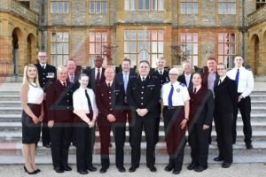 fourteen of the best recognised at the community policing awards