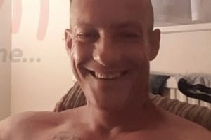 have you seen missing darren gracie from andover