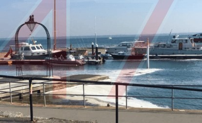 Isle Of Wight Coastguard Teams Called To Large Amount Of Pollution Between Cowes And Wootton