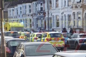 man stabbed in south east london