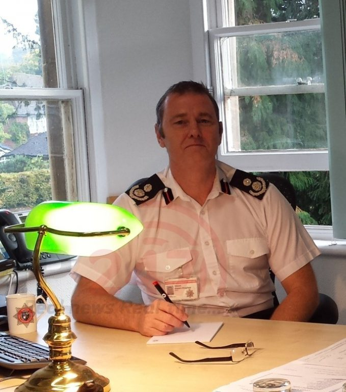new chief for surrey fire and rescue service