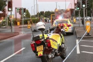 police appeal for witnesses following motorcycle collision in portsmouth