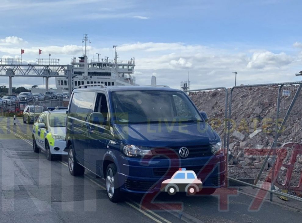 police issue warning after seizing vehicle for no insurance