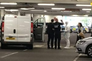 police launch murder probe after stabbing in tesco underground car park