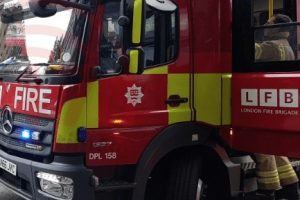 police probe arson attack of property in edmonton