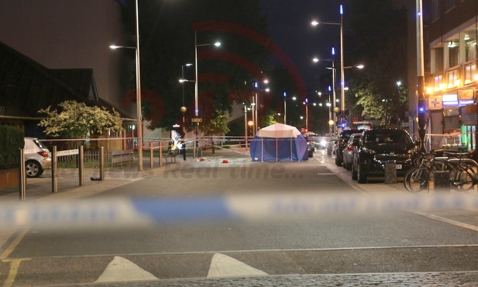 police probe double stabbing on st pauls way in tower hamlets