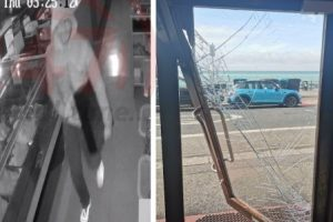 Probe Launched After Hove Burglar Trashes Restaurant