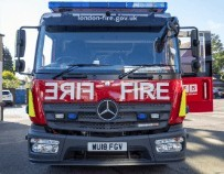 probe launched after man rescued from burning property in hornsey