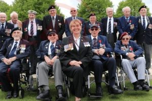 public to be excluded from official d day 75th event in portsmouth