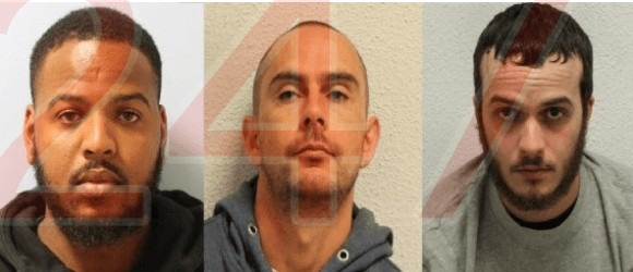 three jailed after southwark man who was shot left with life changing injuires