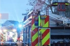 Three Rescued From Serious House Ablaze In Gosport