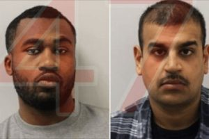 two men have been sentenced to life in prison after being found guilty of murder
