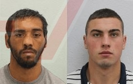 two rapists jailed for combined total of more than 30 years in prison