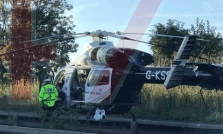 witnesses sought to serious collision at m2 medway services
