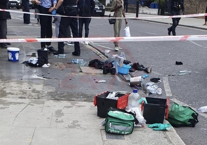 Acid Attack Carried Out In Broad Daylight Daylight In Hackney
